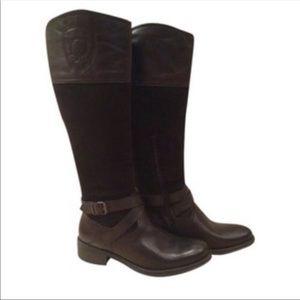 ALDO Tall Brown Riding Boots Women's 6.5